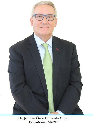 Dr Joaquín Óscar Izquierdo Cases presidente de la asociacion espanola de cirugia podologica