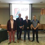 Dr. Córdoba, Dr. Torralba, Dr. Izquierdo y Dr. Rayo